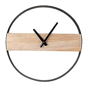 Reloj de pared vintage de