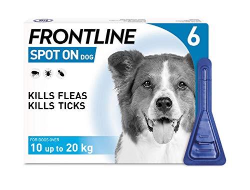 FRONTLINE Spot On Flea & Tick Tr...