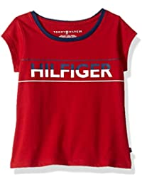 Tommy Hilfiger Girl's Th Icon Tee T-Shirt