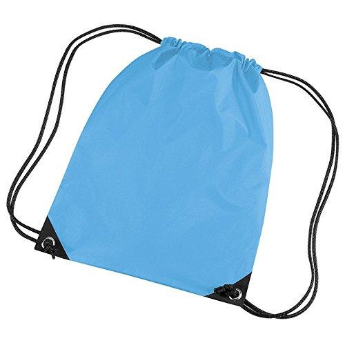 BagBase BG10BagBase Premium Gymsac Surf azul
