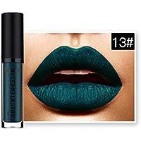 Sannysis barra de labios permanente 6ml Lipstick (06)