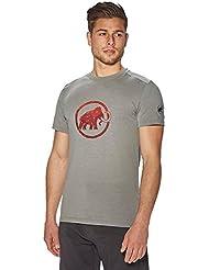 Mammut Trovat T-Shirt Men , color:titanium melange;size:XXL