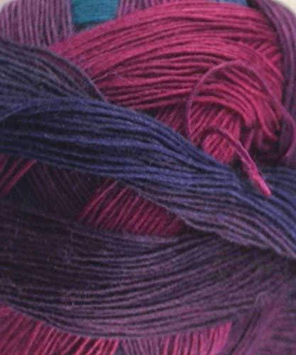 Schoppel-Wolle Zauberball, Farbe 2335 Herbstzeitlos
