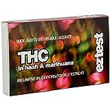 EZ prueba droge prueba THC