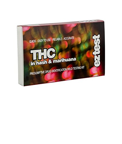 EZ Test Drogentest THC - Ez Drogentest