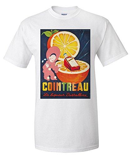 cointreau-vintage-poster-artist-mercier-france-c-1938-premium-t-shirt