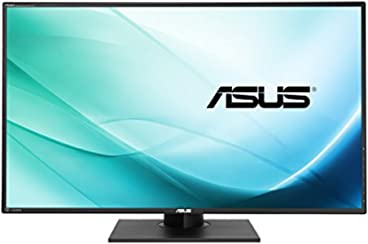 Asus PA328Q Monitor 32'', 4K (3840 x 2160), IPS, 100% sRGB, △E< 2, Flicker Free, Low Blue Light, TUV Certified