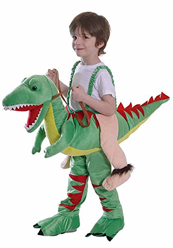 Mr.Giggelz Kinderkostüm Dinosaurier (5-7 ()