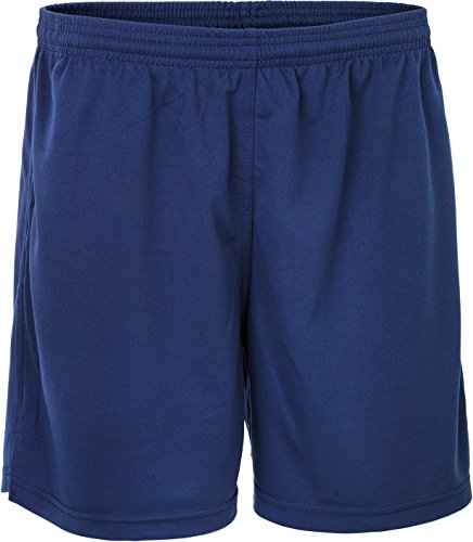 Derbystar, Pantaloncini da attività sportive Uomo Blu (Marine)