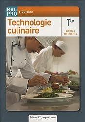 Technologie culinaire Tle bac pro cuisine
