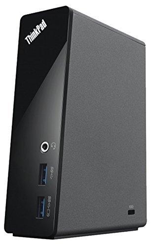 LENOVO ThinkPad Basic USB 3.0 Dock (EU) (inkl. Netzteil) (Generalüberholt) (X240 Dock)