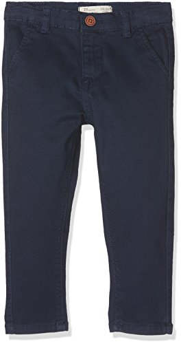 ZIPPY ZTB22_410_13, Pantalon Bébé garçon, Bleu (Black Iris 19-3921), 80 cm