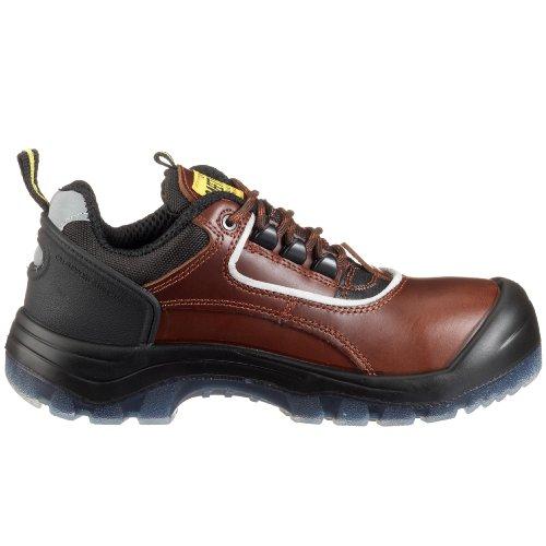 Saftey Jogger GALAXY, Chaussures de sécurité mixte adulte Marron-TR-SW1116