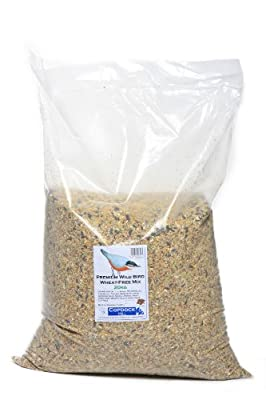 Copdock Mill Wild Bird Wheat Free Mix, 20 Kg by Copdock Mill