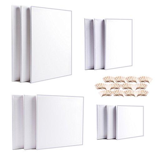 artdale-12-unidades-estandar-borde-17-mm-enmarcado-en-blanco-pre-estirada-lienzos-triple-imprimacion