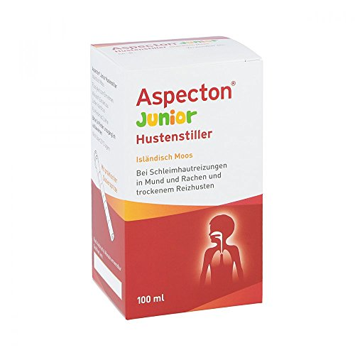 Aspecton Junior Hustensti 100 ml