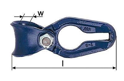 Pewag Seilgleitbügel GBG-V 7-8 G10