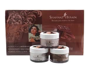 Shahnaz Husain's Vedic Solution Chocolate Kit, 30g