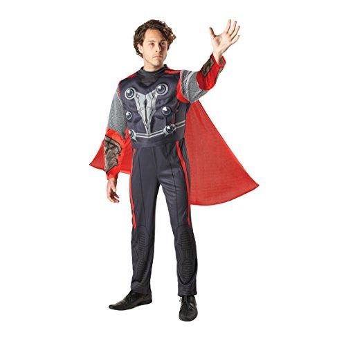 Kostüm Superheld Marvel Comic Karneval Faschingskostüm Superhelden Filmkostüm XL 56 58 ()