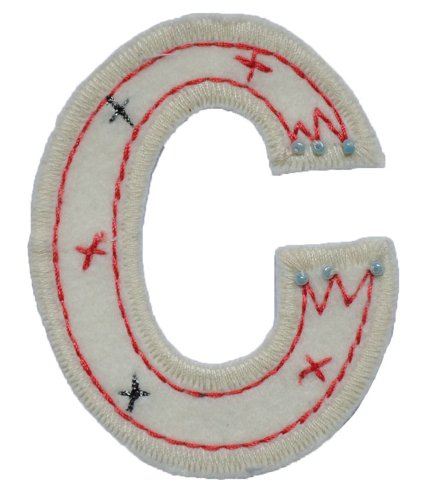 trickyboo-iron-on-fabric-smallcase-letter-c6-8-10cm-personalizes-craft-personalize-toddler-sewing-di