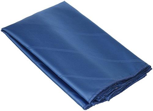 GiMa 45571Vorhang Trevira für Paravents, 45cm Breite x 129cm Höhe, Blau
