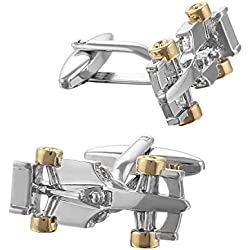 Gemelos de metal Formula 1