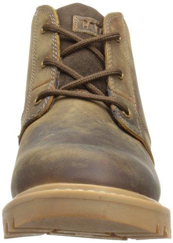 Caterpillar Graft, Boots homme Marron (Dark Beige)