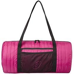 Asics Bolsa Deporte Essentials Plegable Bag 127693 - hombre, berry, talla única