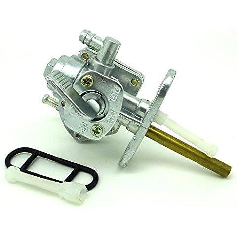conpus Suzuki DRZ400DR-Z 400S SM Depósito Combustible gallo vacío válvula interruptor de pulsación 1987–2006suzuki LT80Quad deporte