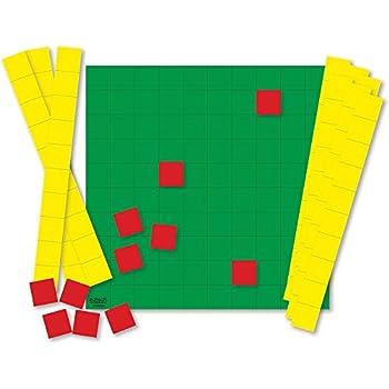 Inspirational Classrooms Motivante salles de Classe 7/937/014,9/cm Place Value kit Jouet /éducatif