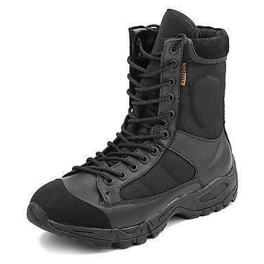Aemember JR-633 Caccia scarpe scarpe da trekking Scarpe Casual scarpe alpinista uomini's Camping & Escursioni Caccia traspirante sollievo dal dolore anti-slittamento resistente,43 39