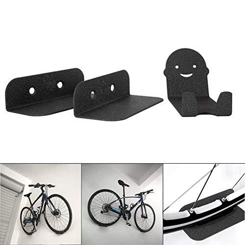 Dastrues 3 Piezas de Soportes de Bicicleta montados en la Pared de...