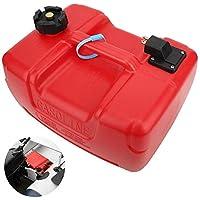 Naroote 【���������� �������������� ���� ������������】 20x26x36cm 12L 2.5Kg Tanque de Combustible portátil antiestático 12L, Tanque de Combustible 12L de Repuesto, Bote de Goma para Kayak