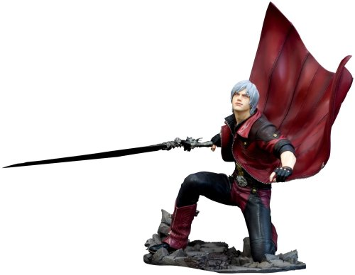 Kotobukiya - DEVIL MAY CRY 4 - Dante New Version ARTFX Statue