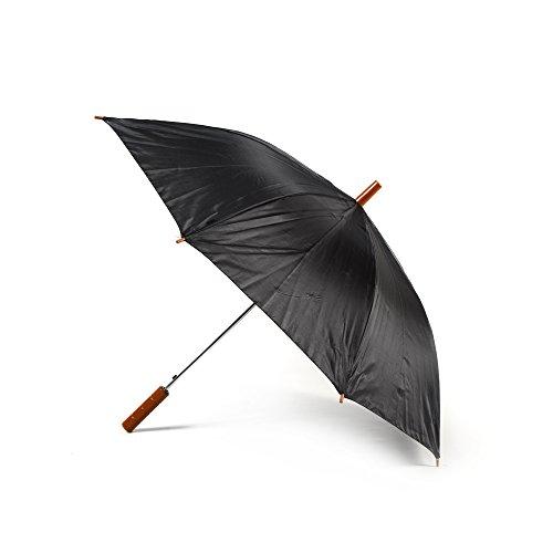 Schwarzen Regenschirm Jollybrolly