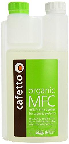 cafetto Bio Milchaufschäumer Reiniger 1Liter