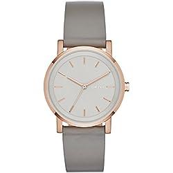 DKNY Soho–Reloj de pulsera analógico para mujer cuarzo piel ny2341