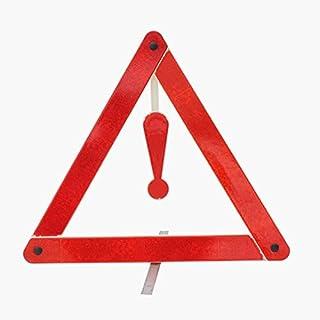 Soccik arnzeichen Aufkleber Reflektierende Auto Warnfahnen Leicht Zu Tragen Warnsignal Dreieck Auto Notfall Dreieck Warnung Dreiecke Falten Design Pannenwarndreieck