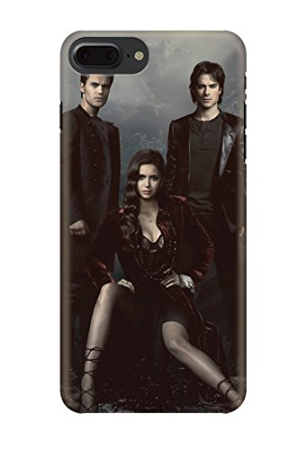 The Vampire Diaries Damon Salvatore 21 Designs 2019.Full 3D Effect Phone case Cover Shell for Apple iPhone and Samsung- Samsung S9 Plus - 10