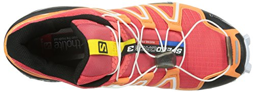 Salomon Speedcross 3 CS Women's Chaussure Course Trial - AW15 Orange