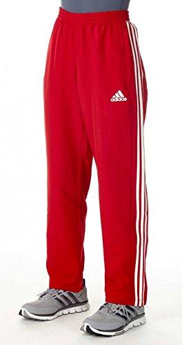 adidas Herren T16 Team Pant M Hose, Power Red/White, 2XL