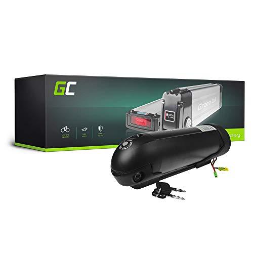 Green Cell EBIKE 24V 11.6Ah Batteria Bottle Pedelec con Celle Panasonic Li-Ion Fantic FUJI Grace OHM Dolphin BMC Lombardo Bicicletta Elettrica