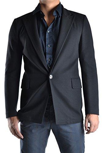 dirk-bikkembergs-homme-mcbi097027o-noir-velours-blazer