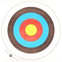 Petron–Diana para tiro con arco caras 80cm–(cantidad 10)