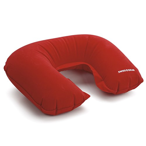 swiss-gear-red-travel-pillow-with-inflatable-pouch-engineered-for-on-the-go-comfort-with-quick-infla