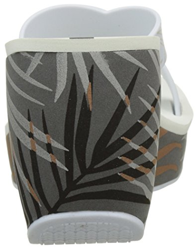 Ipanema Damen Lipstick Straps Iii Fem Plateau Gris (Grey/White)