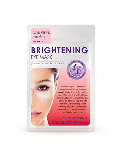 SKIN REPUBLIC Brightening Eye Mask 23ml - Triple Action Eye Serum