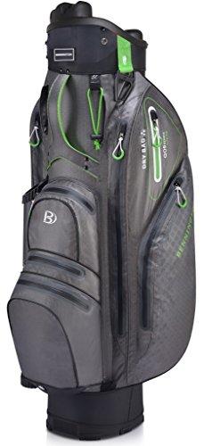 Bennington Cartbag QO9 Lite wasserdicht 2017er Modell : grau/grün Farbe grau/grün