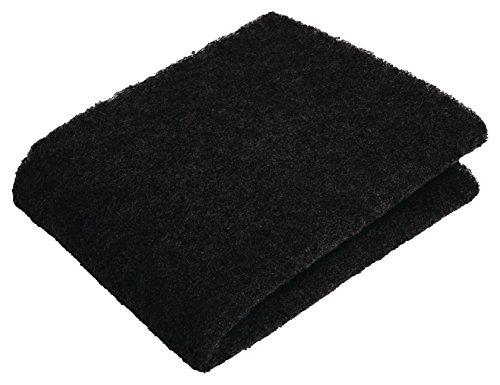 Eurosell 1 Stück - 57 cm x 47 cm Aktivkohlefilter für Dunstabzugshauben Aktiv Kohlefilter Filter Dunstabzugshaube - zuschneidbar
