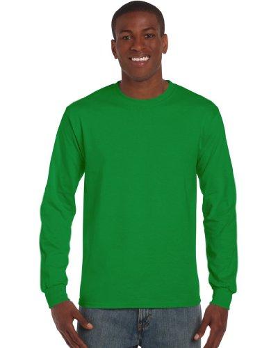Langarm T-Shirt Ultra, Farbe:Irish Green;Größe:S S,Irish Green (Irish T-shirt)